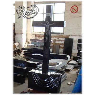 Крест 22k