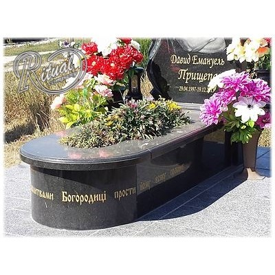Надгробная плита 18n