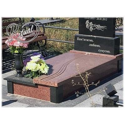 Надгробная плита 4n