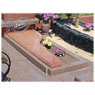 Надгробная плита 56n