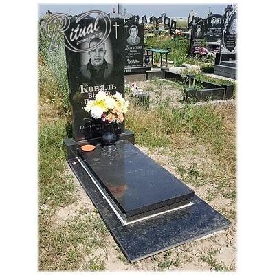 Надгробная плита 74n