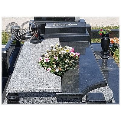 Надгробная плита 86n